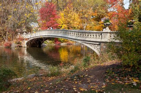 Central Park Rowboat Cost by Bow Bridge History And Photography Central Park New York
