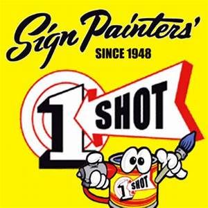 sign painterssign paintingsigns painted supplies materials With sign painters lettering enamel
