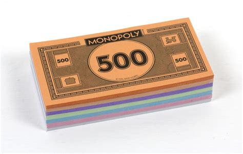 monopoly money monopoly board game money pack the gamesmen