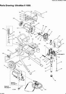Graco 311363l Ultra Max Ii Users Manual Parts List   English