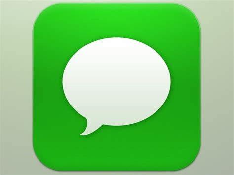 iphone messaging app 20 iphone messages app icon images iphone app icons