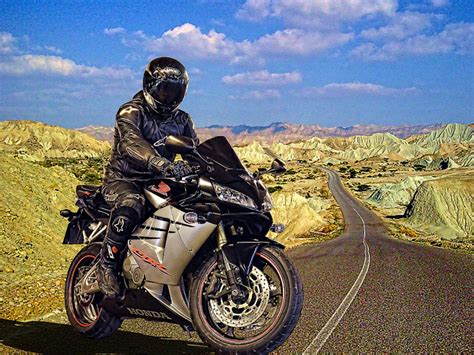 Preparing For Your First Cross-country Motorcycle Trip