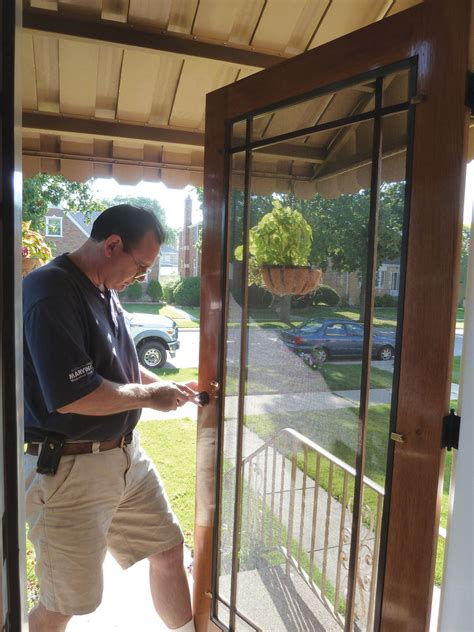 building  wooden screen door jlc  doors