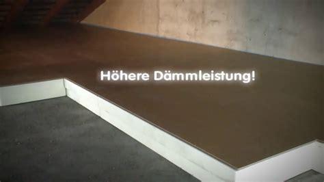 dachboden daemmen mit capaclick youtube