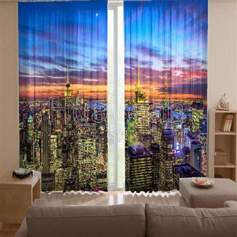 digital print curtains