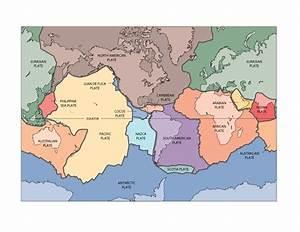 Earth U0026 39 S Tectonic Plates