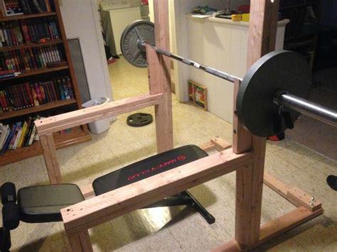 diy squat rack google search diy home gym backyard gym diy gym