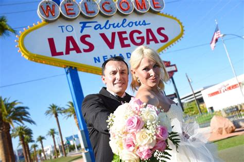 5 Reasons Why You Should Get Married In Las Vegas