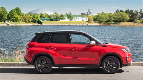 Suzuki Vitara S sports car version: photo, specifications