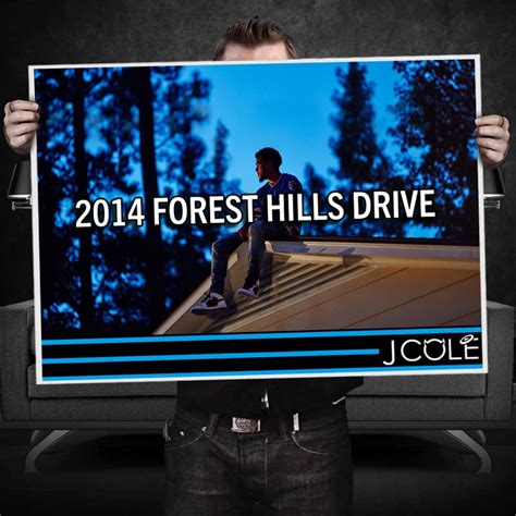 j cole forest hills drive cover j cole forest hills drive poster wehustle menswear