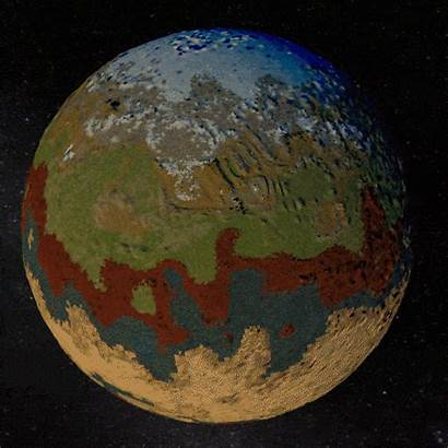 Planet Nomads Procedural Unity Planets Alpha Biomes