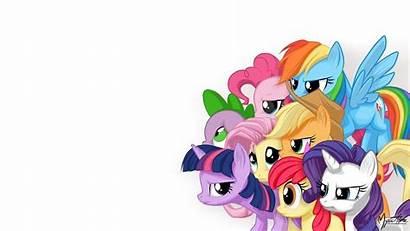 Pony Ponies Wallpapers Desktop Characters Mlp Ponys