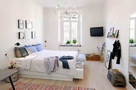 Tiny Apartment Makeover Ideas For Classic Style Luxury Luxury Small Apartment Interior Decorating Bedroom Apartment