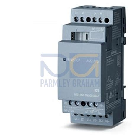 6ed10551md000ba2 6ed1055 1md00 0ba2 siemens logo am2 rtd 12 24 v dc supply 2 pt100 1000
