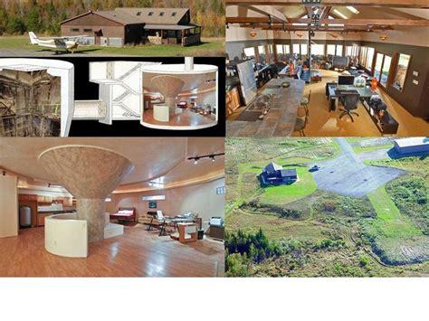 silohome cold war era missile silo transformed  luxurious underground house  upstate