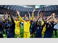 Los sucesos más llamativos de la Copa Mundial 2018