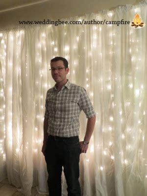 crafty creations booth backdrop weddingbee