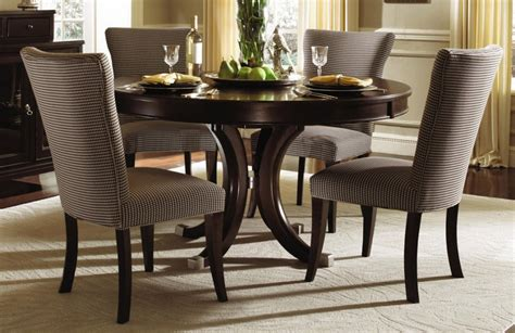 dining room table sets formal dining room design with espresso finish dinette sets brown white