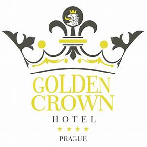 Gold Crown Logo Png