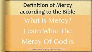 24 MEANING OF M... Justice Vs Mercy Quotes