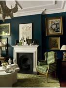 Paint Color For Dark Living Room by Decorating A Hunter Green Living Room