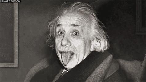 Einstein Gif By Cheezburger