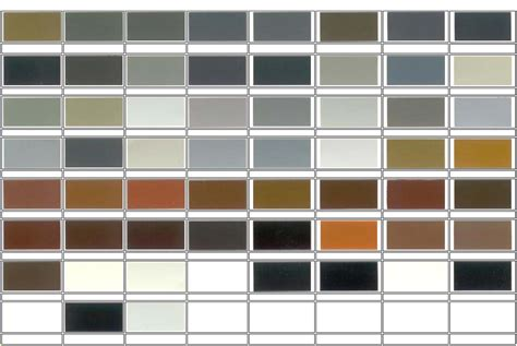Ral 9010 Farbkarte concise ral color chart free