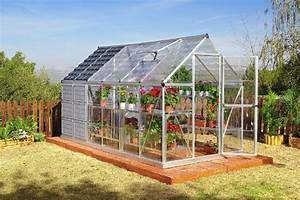 Grow and Store 6x12 Greenhouse with Storage Shed - HG5112