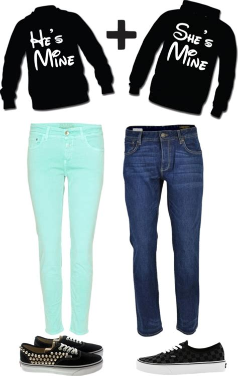 The gallery for --u0026gt; Matching Couple Outfits Polyvore