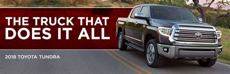 Toyota Of Rock Hill Sc by Top 4 Reasons To Buy The 2018 Tundra Toyota Of Rock Hill