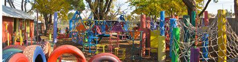 millbrae nursery school 685   playyard panorama