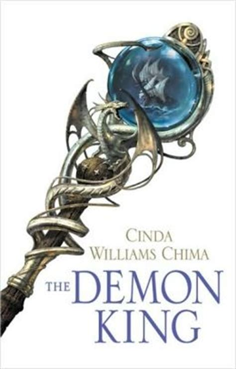 The Demon King (seven Realms Series #1) By Cinda Williams