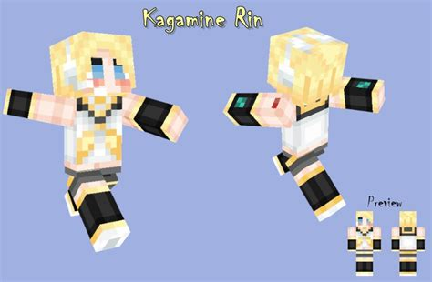 vocaloid skins pack minecraft project