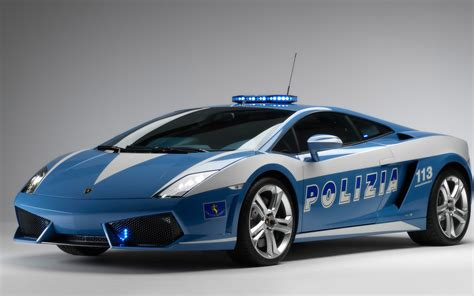 2009 Lamborghini Gallardo LP560 Police Car Wallpapers   HD Wallpapers   ID #621