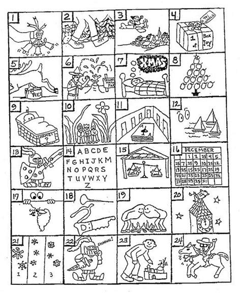 guessing games for christmas song the and to the world