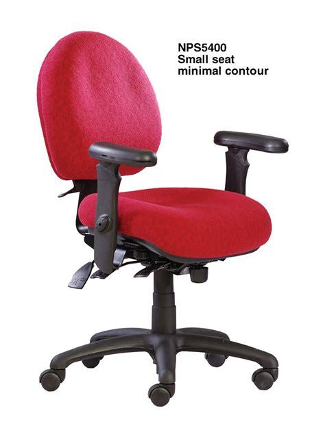 neutral posture nps5000 series mid back ergonomic chair
