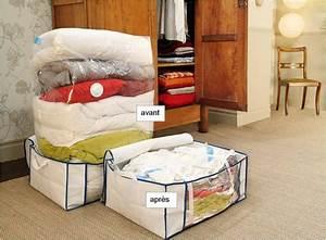 astuce maison le sac de rangement a decouvrir With astuces de rangement maison