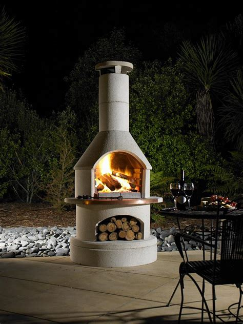 advantages   buschbeck bbq outdoor fireplace