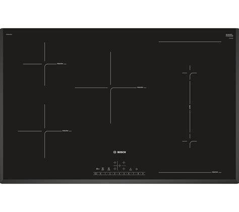 Buy BOSCH PVW851FB1E Electric Induction Hob  Black Free