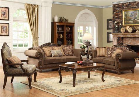livingroom furnitures homelegance lambeth ii sofa set chenille u5699nf 3