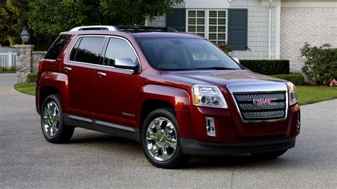 Gmc Terrain (2010) Wallpapers And Hd Images