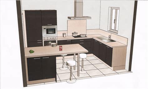 Plan Pour Cuisine  Home Design Nouveau Et Amélioré