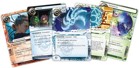 Netrunner Deck Building Tutorial by Android Netrunner