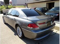 2004 BMW 745Li for sale in Cincinnati, OH Stock # 10616