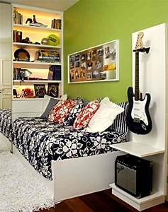 Decoration ideas for bedrooms teenage boys with cool for Cool teen boy bedroom ideas