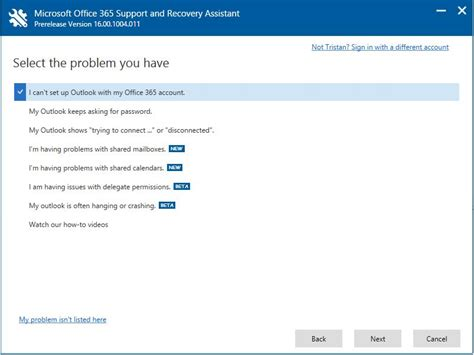 Office 365 Outlook Troubleshooting Tool by Troubleshooting Office 365 Email Connection Nutty About