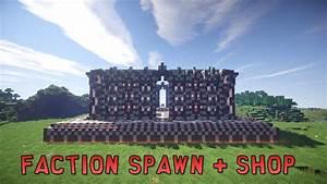 Minecraft Small Faction Spawn Shop BrickQuartz