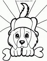 Dachshund Coloring Pages Cartoon Puppies Sad Eyes Library Clipart sketch template