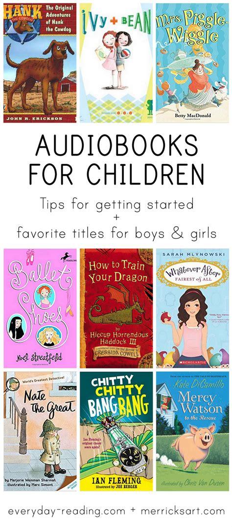 audiobooks for tips for starting titles to try 488 | Audiobooks for Children 001