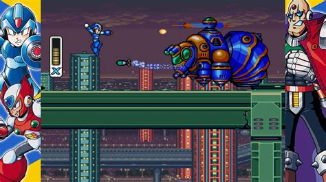 Mega Man X Legacy Collection (PS4 / PlayStation 4) Game ...